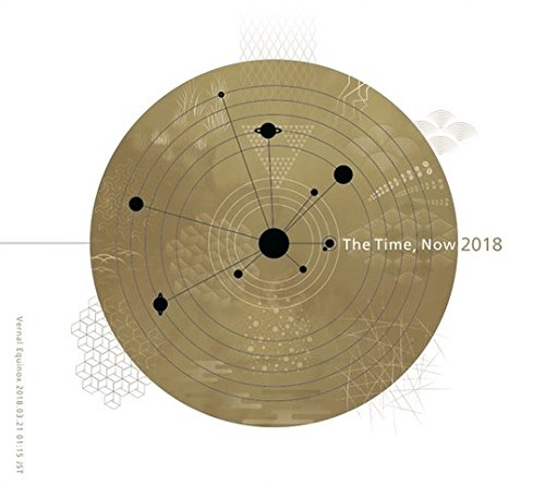 the time, now 2018 -太陽系時空間地図 地球暦 H.C. 2018.03.21-2019.03.21-