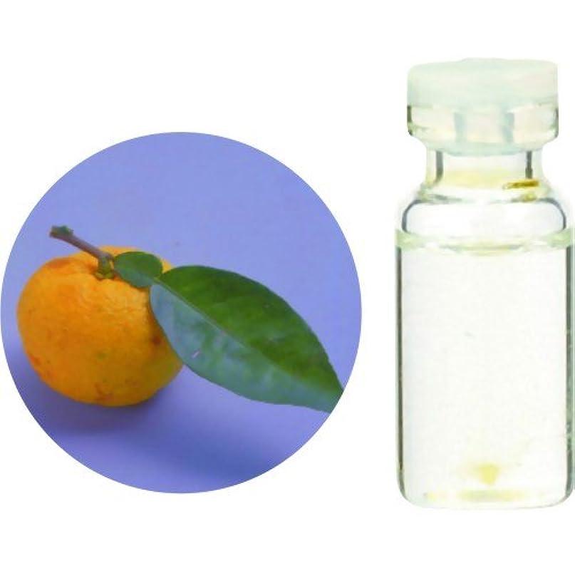 道路アンビエントうめき声生活の木 Herbal Life 和精油 柚子(ゆず)(水蒸気蒸留法) 3ml