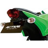 アクティブ(ACTIVE) フェンダーレスキット ブラック Ninja250R 08-11 LED仕様 1157058