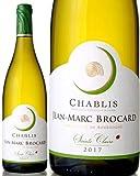 シャブリ サント クレール[2017]ジャン マルク ブロカール(白ワイン)