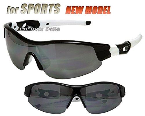 スポーツ サングラス マラソン ジョギング ランナーズ ロードバイク サイクリング ウェア 野球 自転車 RB-18-BK RUNAWAY BOY PRO(ランナーズ)
