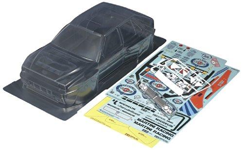 タミヤ スペアパーツ SP.1401 1/10 RC ランチア デルタ インテグラーレ スペアボディセット 51401