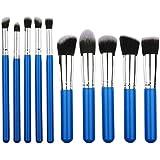 化粧品 メイクブラシセット 化粧品 10本セット 化粧ブラシセット プロ メイクブラシ 人気化粧筆 超柔らかい フェイシャルメイクアップ 化粧品 美容ツール