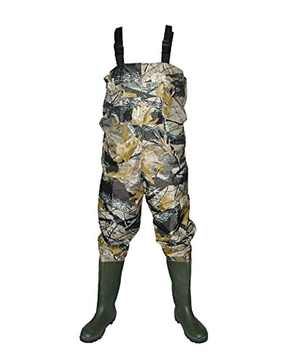 アッティカスたぶん現象nachvorn防水Bootfoot胸釣りハンティングWaders