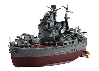 フジミ模型 ちび丸艦隊シリーズ No.18 高雄 全長約11cm ノンスケール 色分け済み プラモデル ちび丸18