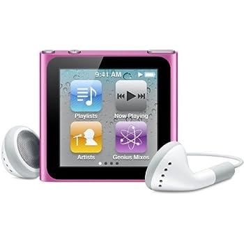 Apple iPod nano 8GB ピンク MC692J/A