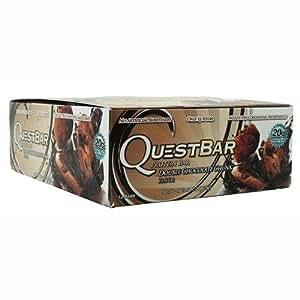 Quest Nutrition クエストニュートリション プロテインバー ダブルチョコレートチャンク (60g x 24本) [海外直送][並行輸入品]