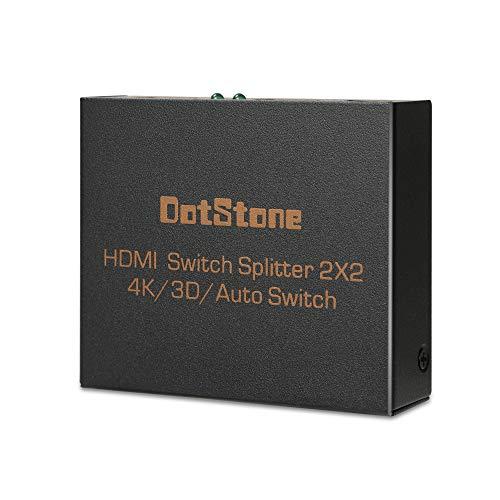 DotStone HDMI切替器 B071HLYK8F 1枚目