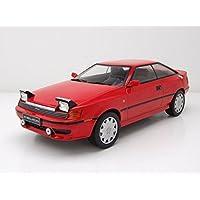 イクソ 1/18 トヨタ セリカ GT-FOUR ST165 1988 レッド LHD 18CMC001