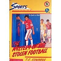The Mystery of the Stolen Football (Sports Mystery No.3)