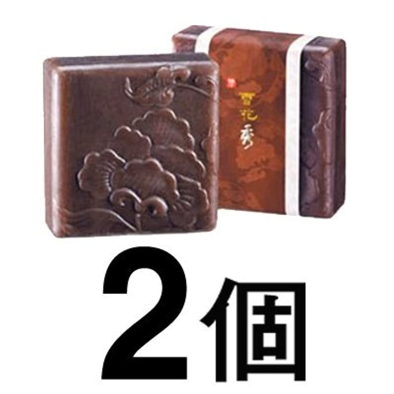 ボールエレベーター繊細雪花秀 宮中石鹸70g / 2個