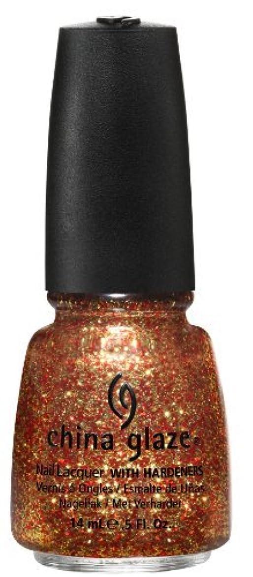 インサート偽善者思いやりChina Glaze Nail Lacquer, Electrify, 0.5 Fluid Ounce by China Glaze [並行輸入品]