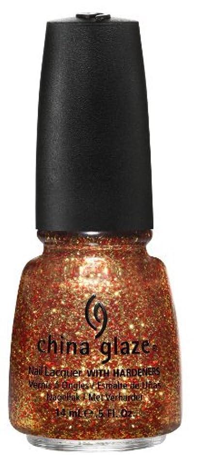 私たちの薬理学ガロンChina Glaze Nail Lacquer, Electrify, 0.5 Fluid Ounce by China Glaze [並行輸入品]
