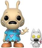 Funko - Figurine Nickelodeon Rocko & Compagnie - Rocko Pop 10cm - 0889698130615