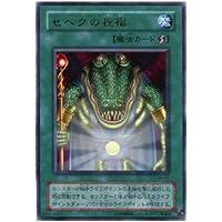 遊戯王カード セベクの祝福 G4-06UR