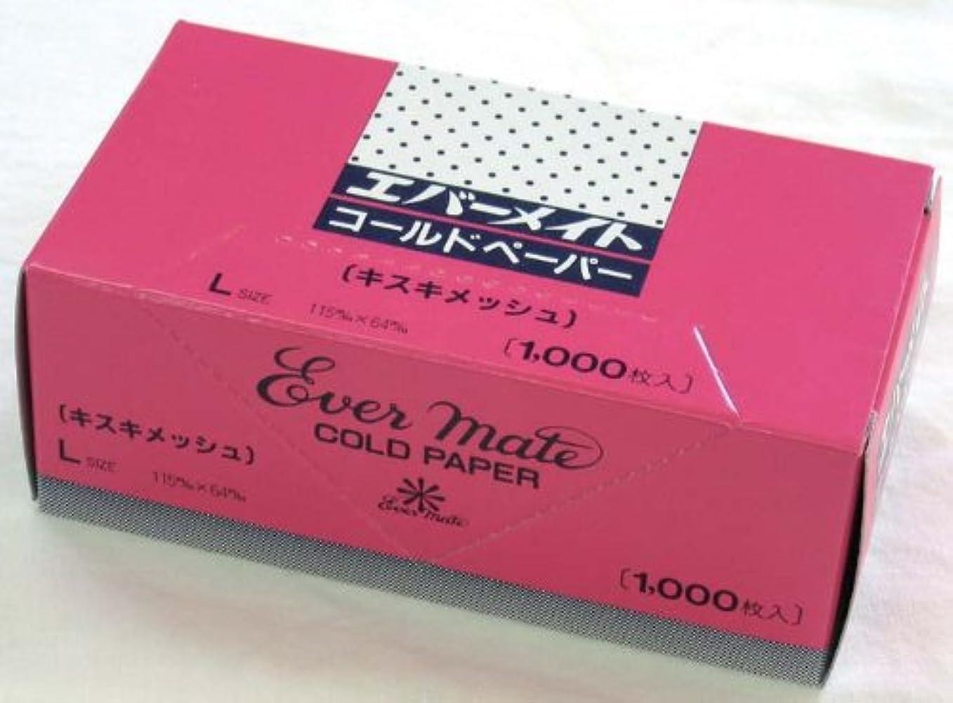 ニューエバー NEW EVER / キスキメッシュペーパー Lサイズ 1000枚