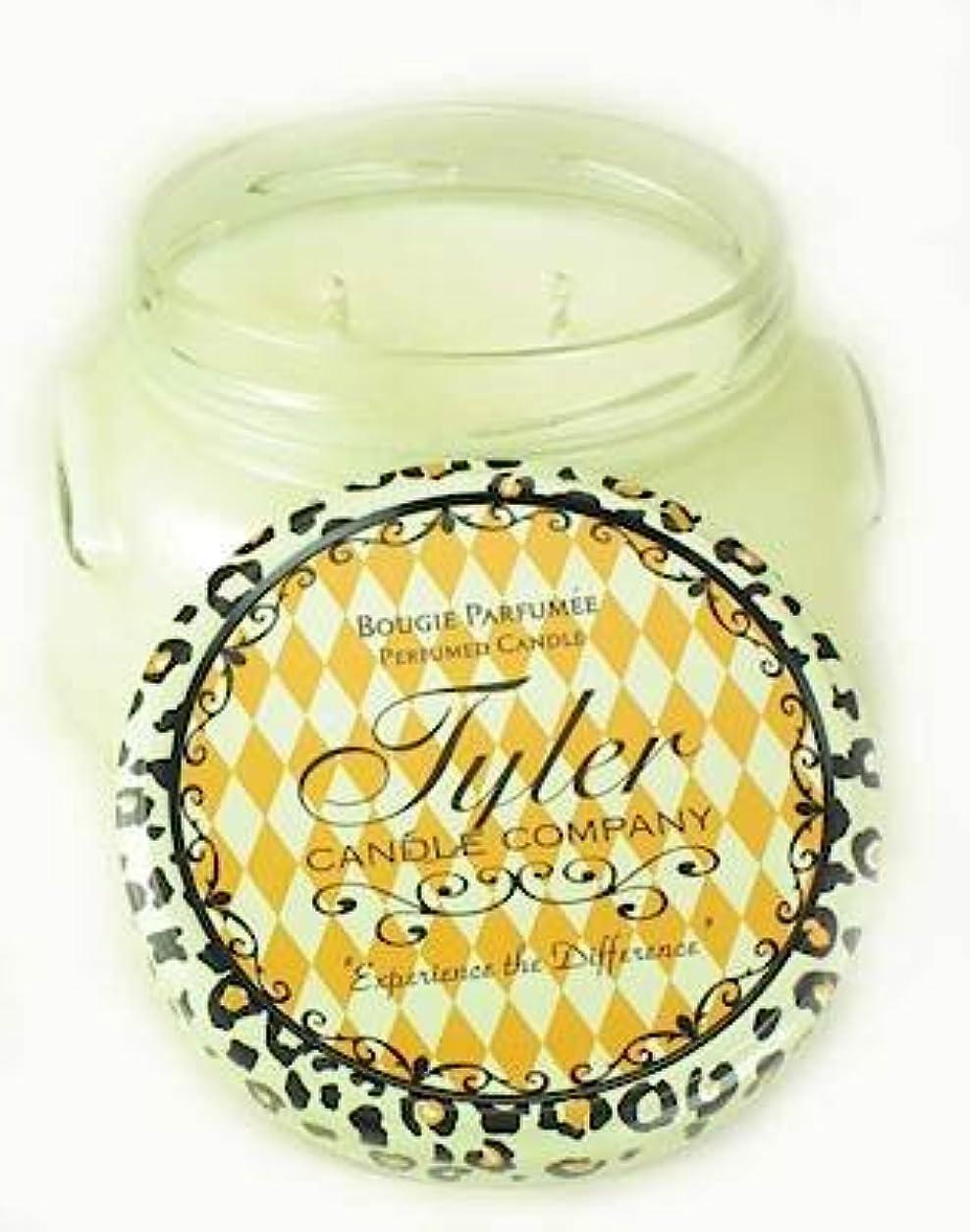 かすかな一流旅プラチナTyler 11 oz Medium香りつきJar Candle