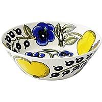 アラビア Arabia AR008942 Paratiisi Bowl 17cm ブラックパラティッシ ボウル ディーププレート皿 ≪北欧食器≫ [並行輸入品]