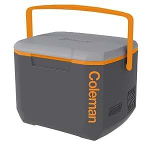 Coleman(コールマン) クーラーボックス エクスカーション/16QT ダークグレー×オレンジ×ライトグレー(3000002185)