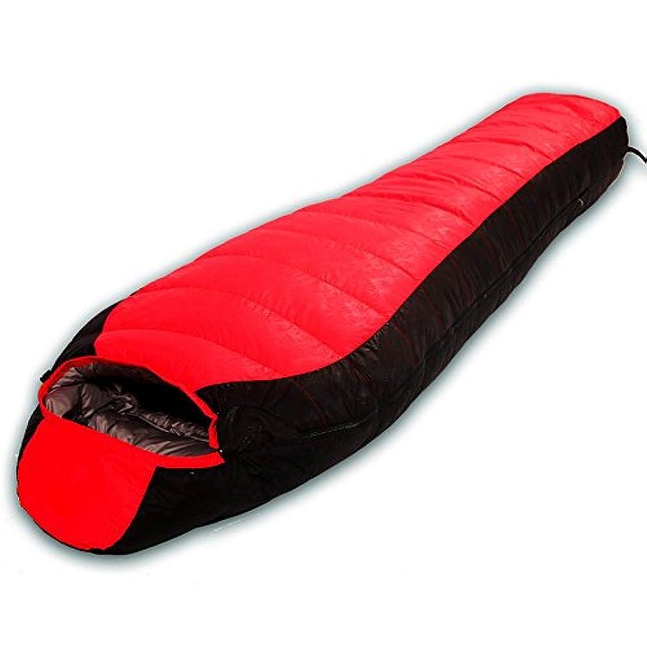交通マージンカードWaterly 太い寝袋ポータブルデザインフード付きの寝袋暖かい通気性の強い、安定した品質保証 顧客に愛されて