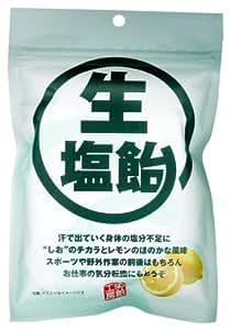 リボン 生塩飴 110g×10個