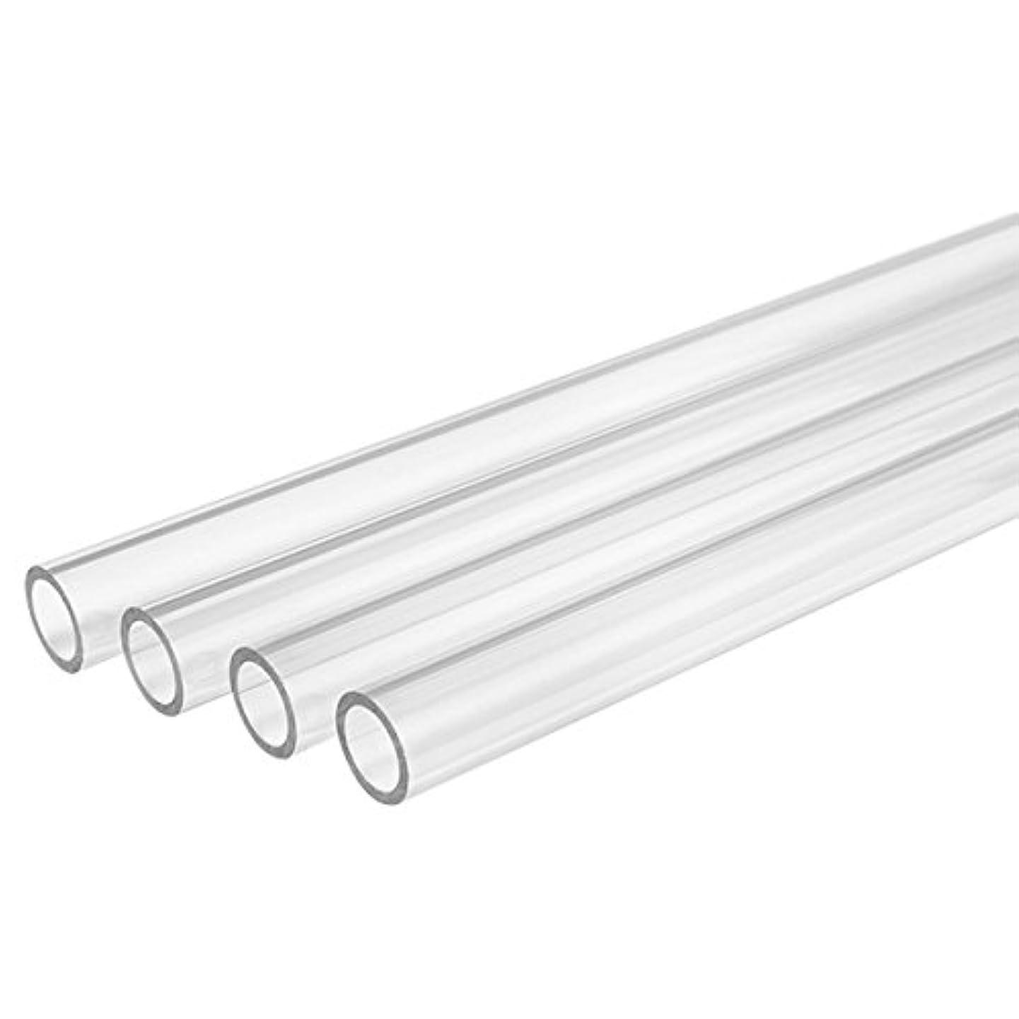 理解正規化窒素バローPETG Tubing (高温度)、12 mm ID、16 mm OD、500 mm長、クリア、4 -パック