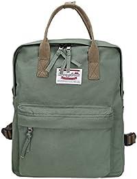 Honel リュックサック 斜め掛け ボディーバッグ メンズ 2way キャンバス ショルダーバッグA4 iPad対応 帆布バッグ 通勤 通学 アウトドア バッグパック