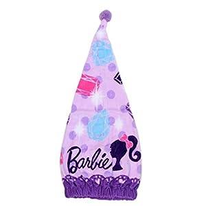 丸眞 キャップタオル Barbie バービー 子供用 サマービジュー 抗菌防臭加工 5405002400
