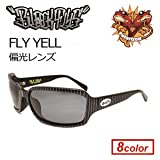 BLACKFLYS ブラックフライズ サングラス 偏光 FLY YELL 偏光レンズ FLY-YELL BF-1017-96194