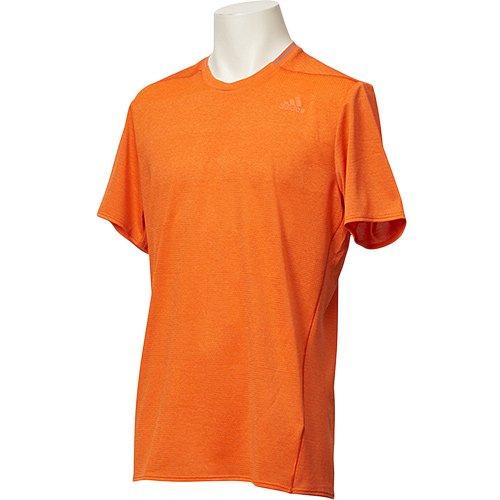 (アディダス)adidas ランニングウェア Snova 半袖Tシャツ BPF13 [メンズ] S97948 エナジーオレンジ S17 J/L