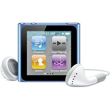 Apple iPod nano 16GB ブルー MC695J/A
