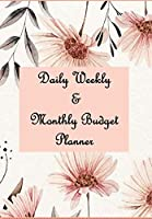 Daily Weekly & Monthly Budget Planner: Monthly Budget Planner: Expense Finance Budget By 2020 Year