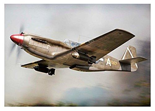 1/72 A-36アパッチ 米軍マーキング プラキット
