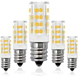 E14 LED Light Bulb 4W AC 220-240V 40W Halogen Bulb Equivalent E14 Small Screw Cap Pygmy Lamps >European E-14 Base Microwave O