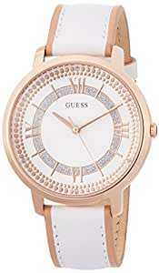 [ゲス] 腕時計 W0934L1 レディース 並行輸入品 ホワイト
