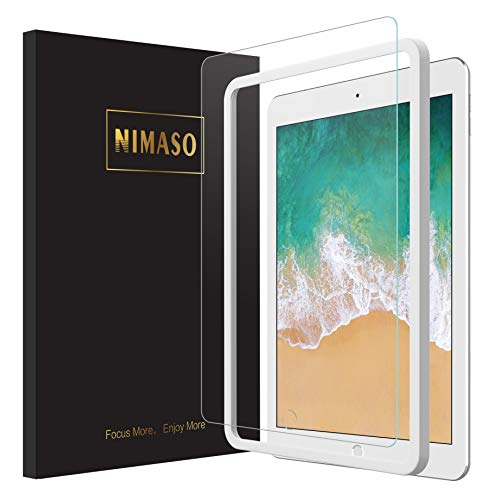 Nimaso ipad 9.7 ガラスフィルム
