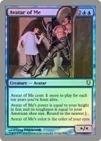 英語版フォイル アンヒンジド Unhinged UNH Avatar of Me マジック・ザ・ギャザリング mtg