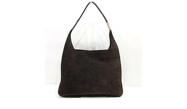 1db3f9c5685a Amazon | (グッチ) GUCCI バッグ ショルダー スエード ダークブラウン 茶色系 レディース 001 3192 中古 | GUCCI(グッチ)  | ショルダーバッグ
