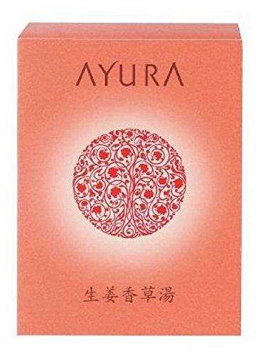 アユーラ (AYURA) 生姜香草湯 25g×10包〈浴用 入浴剤〉 つま先あったか 全身ほぐれる