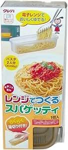 レンジでつくる スパゲッティ
