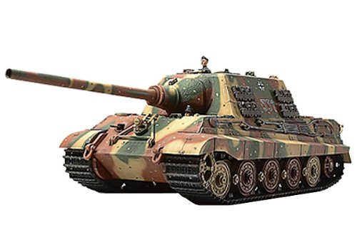 1/35 スケール限定シリーズ ドイツ 重駆逐戦車 ヤークトタイガー (アベール社製エッチングパーツ付き) 25162