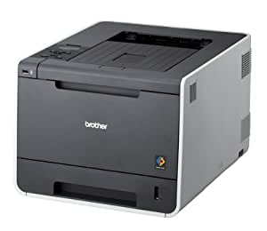 BROTHER A4カラーレーザープリンター JUSTIO 28PPM/両面印刷/有線LAN HL-4570CDW