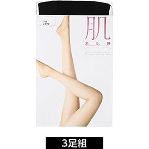 (アツギ) ATSUGI ストッキング ASTIGU(アスティーグ) 【肌】 素肌感 ストッキング 〈3足組〉