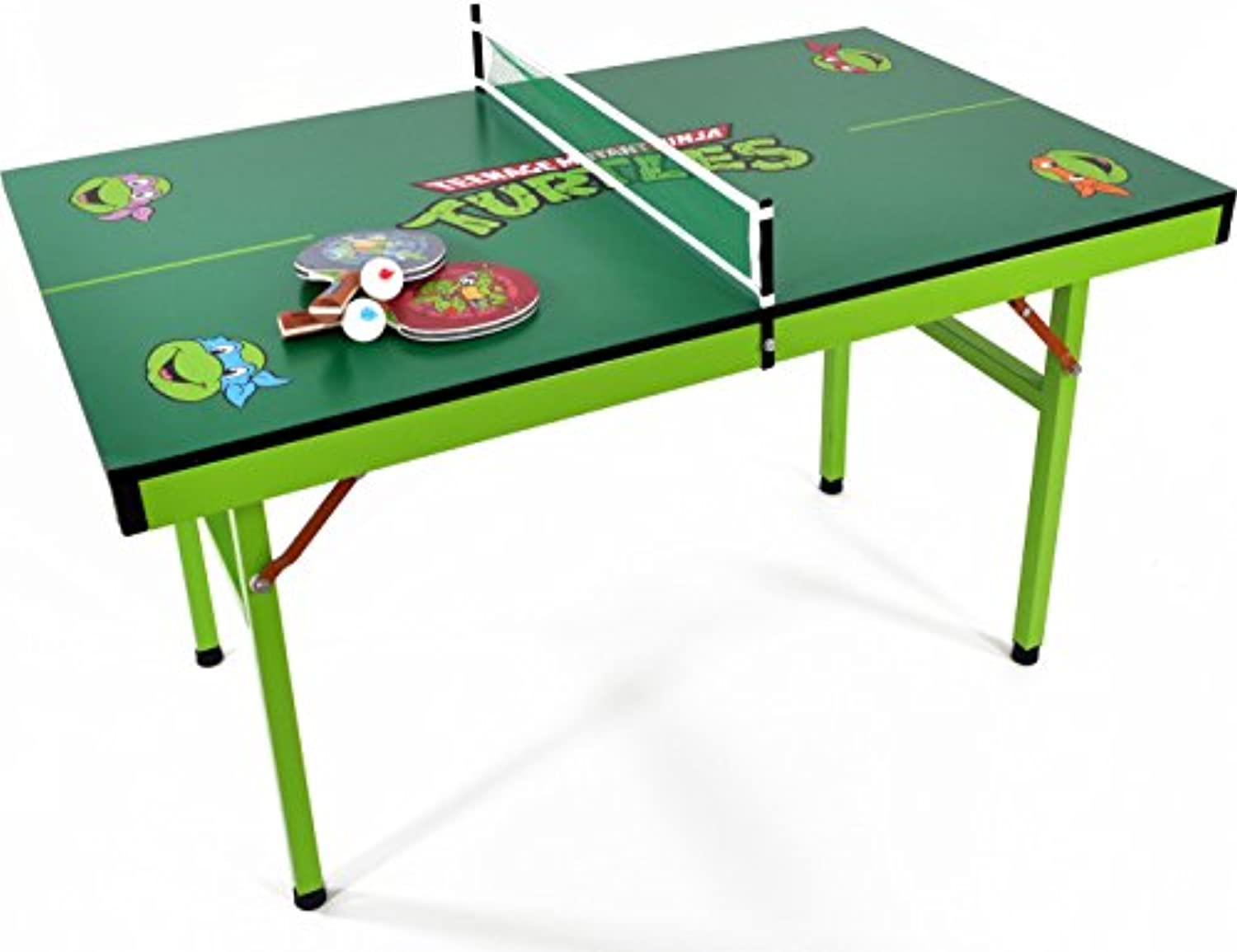 Kettler Teenage Mutant Ninja Turtles Junior Table Tennis Table