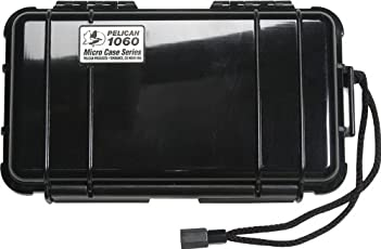 PELICAN ハードケース 1060 N 0.8L ブラック 1060-025-110
