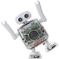 プログラミング学習二足歩行ロボット(プログラミングで思い通りに、歩いて、しゃべって、感じて、動く!)