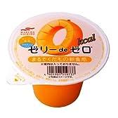 マルハニチロ ゼリーdeゼロ マンゴー風味 180g×6個