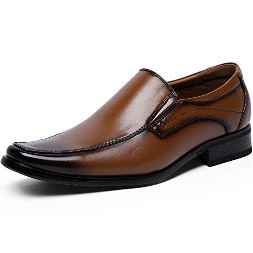 [フォクスセンス] ビジネスシューズ 本革 ローファート 革靴 紳士靴 メンズ ドレスシューズ ブラウン 25.5CM DS562-02