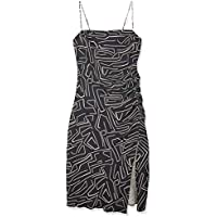 THIRD FORM Women's Picasso Drawn UP Slip Dress