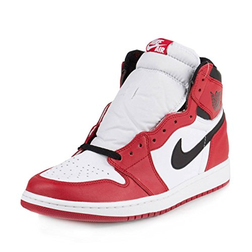 AIR JORDAN 1 RETRO HIGH OG 'CHICAGO'-555088-101 - SIZE 10